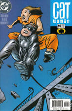 Catwoman (Vol. 3) #10 Nm, Ed Brubaker, Batman Dc Comics 2002 Stock Image