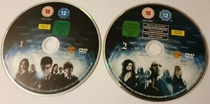 Harry Potter and the Order of the Phoenix (2007, 2 x Disc) DVD Film CD Only 3260