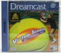 Virtua Tennis  * Sega Dreamcast * kostenloser Expressversand in D * Top Deutsch