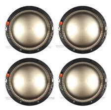 4 pieces Replacement Diaphragm Fit For JBL 2450 2450J 16 Ohm D16R2450
