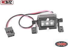 """10th scala LED ad alte prestazioni barra luminosa piccola 20mm 0,75 """"cablato montato"""
