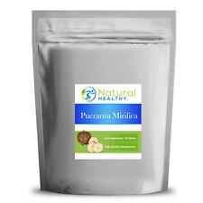 60 Puerarira Mirifica VEGAN Tablets - UK Made - High Quality Supplement
