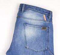 Diesel Herren Albo Gerades Bein Slim Jeans Größe W34 L32 ATZ1619