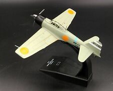1/72 JAPAN 1942 A6M3 ZERO Aircraft Plane WWII Diecast Military Model Collection