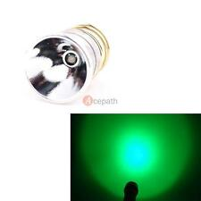 1-Mode Green LED Bulb Replacemt For Surefire 6P G2 UltraFire Tactical Flashlight