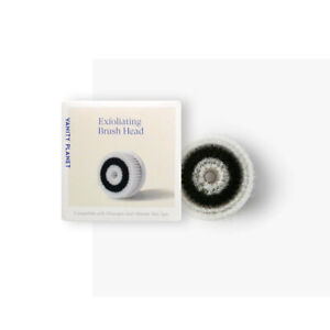 Vanity Planet Exfoliating Replacement Brush Head for Ultimate Skin Spa and Raedi