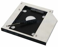 SATA 2nd HDD SSD Hard Drive Caddy for Dell E6420 E6520 E6320 E6430 E6530 E6330