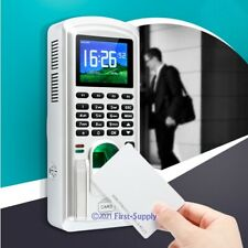 New Listingwifi Fingerprint Access Control Amp Time Attendance With Rfid Card Reader