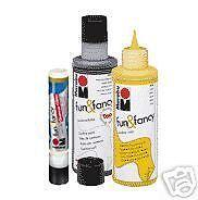 Marabu Fun&Fancy 80ml Windowcolor Farbe nach Wahl neu ! 3,75�'� pro100ml