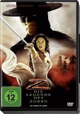 DVD * DIE LEGENDE DES ZORRO - Antonio Banderas  Catherine Zeta-Jones # NEU OVP <