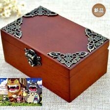 CLASSIC Rectangle jewelry Music Box : My Neighbour Totoro