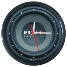 Hot Home Audio Speaker Logo Sign MB QUART Design Wall Clock Round