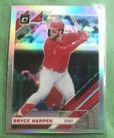 Bryce Harper *Holo* 2019 Donruss Optic - Philadelphia Phillies