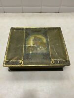 Whitman's Salmagundi 2 Pound 1920's Advertising Tin Chocolate Box