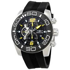 Invicta Pro Diver Chronograph Black Dial Mens Watch 22809