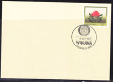 Australia 1983 Warana Festival Pse Apm Cover Unaddressed