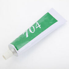 704 Silicon Rubber Temperature Sealants Adhesive Glue for Electronic Devices New