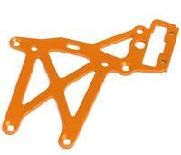 HPI Racing 87483 Rear Upper Plate Orange Baja 5T / Baja 5B SS