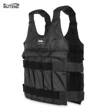 50kg Max Loading Adjustable Weight Weighted Vest Exercise Fitne Training Jacket
