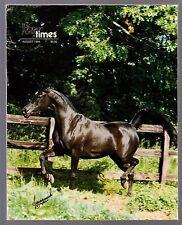 Arabian Horse Times - August 1994 - Vol. 25, No. 2