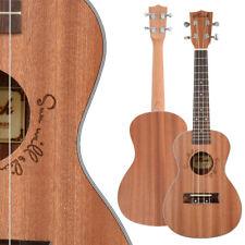 "New 23"" Rose Wood  17 Frets Exquisite Sapele Material Concert Ukulele"