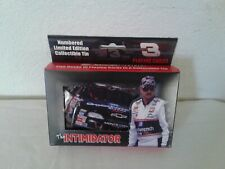 The INTIMIDATOR #3 Dale Earnhardt 2 Playing Cards Numbered Limited Edition Tin