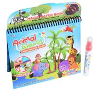 Magic Water Coloring Book - Animal Series