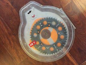 Tag Metals KTM 65 Rear Sprocket 48 Tooth