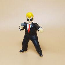 """banpresto Dragon Ball Z Tenkaichi Announcer Figure Memo old no Stand 4.5"""""""