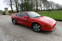 Toyota MR2 Turbo 1992 Rev2 Forged Engine Modified 300BHP RARE Classic Rare NR £1