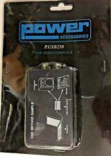 Power P-usb250 Convertisseur Audio Analogique Rca / Usb -mac / Windows
