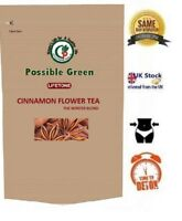 Winter Tee, Zimt Blumen Tee, Bio Infusion, 40 Teebeutel, 80g