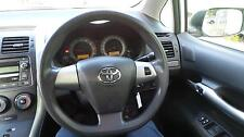 TOYOTA COROLLA STEERING WHEEL VINYL, ZRE152R, HATCH, 06/07-09/12 07 08 09 10 11