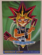 Yu Gi Oh Japanese character card Yami Yugi Pharaoh Weekly Jump 2000