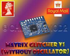 Matrix Glitcher V1 (sin oscilador)