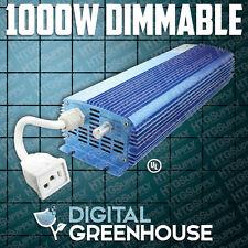 Dimmable 1000W Digital Grow Light Ballast Hps 1000 watt Sodium Halide x quantum