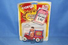 Corgi Fozzie on truck vehicle, Muppet Show, #2031, 1979, Vintage Die-cast