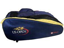Wilson Us Open Tennis Bag Good Condition!