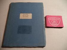 HEWLETT PACKARD HP 5345A, 5353A, 5354A & ASSOCIATED ACCESSORIES USER'S HANDBOOK