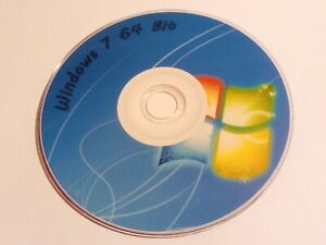 windows 7 professional 64 bit dvd +activation code