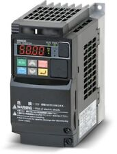 Vectorial frecuency inverter 240V 0.12/0.25kW Omron MX2 Variador frecuencia