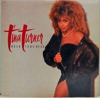 "Tina Turner ""Break Every Rule"" 1986 Vinyl LP [Capitol PJ-12530]"