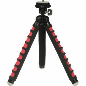 Magnus MaxiGrip Flexible Tripod (Red) - TB-200R