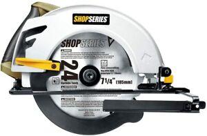 "Rockwell SS3401 12 amp. 7-1/4""  Shop Series Circular Saw - Certified Refurbished"