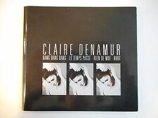 CLAIRE DENAMUR : BANG BANG BANG - LE TEMPS PASSÉ [ CD NEUF + PLAN - PORT 0€ ]