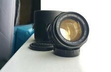[Near Mint - Bokeh!] Asahi Pentax Super Takumar 50mm f/1.4 Lens w/ Case and Caps