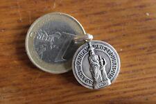 Ancienne Médaille St Anne D'auray Priez Pour Nous