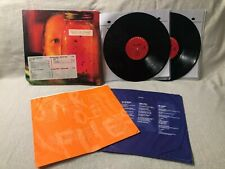 1994 Alice in Chains Jar of Flies Sap 2LP Columbia Records ‎C2 57804 VG+/VG Hype