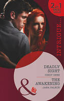 """""""NEW"""" Deadly Sight: Deadly Sight / The Awakening (Code X, Book 3) (Mills & Boon"""