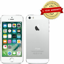 Cellulari e smartphone Apple iPhone 5s in argento con touchscreen